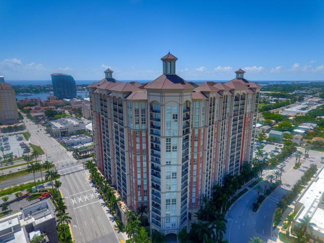 550 Okeechobee Boulevard #1622, West Palm Beach, FL 33401 (MLS #RX-10533400) :: The Edge Group at Keller Williams