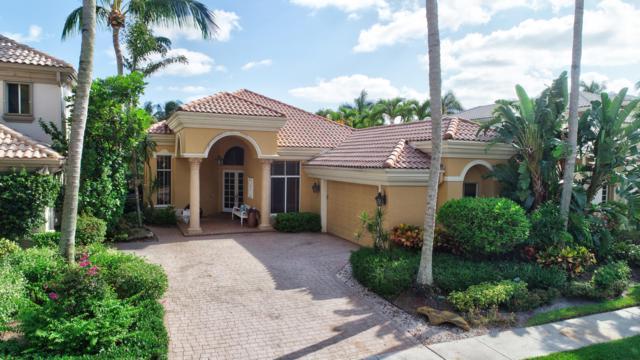 6461 Enclave Way, Boca Raton, FL 33496 (MLS #RX-10533404) :: Berkshire Hathaway HomeServices EWM Realty