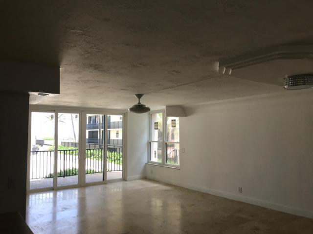 3610 S Ocean Boulevard #105, South Palm Beach, FL 33480 (MLS #RX-10533428) :: The Edge Group at Keller Williams