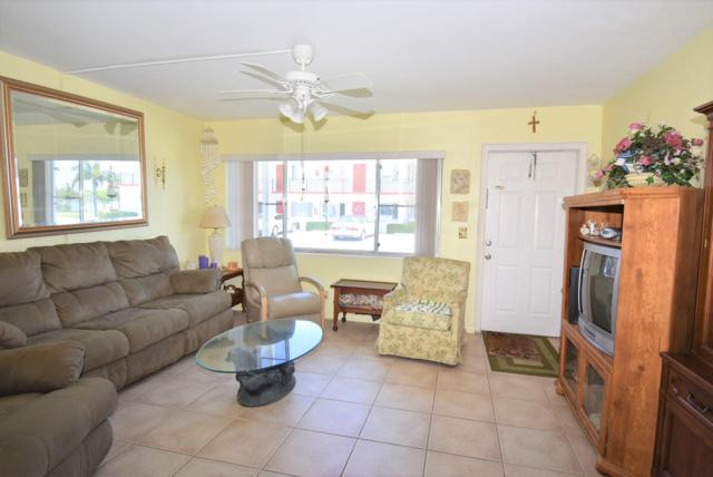 3160 Lake Osborne Drive #108, Lake Worth, FL 33461 (MLS #RX-10533439) :: The Edge Group at Keller Williams