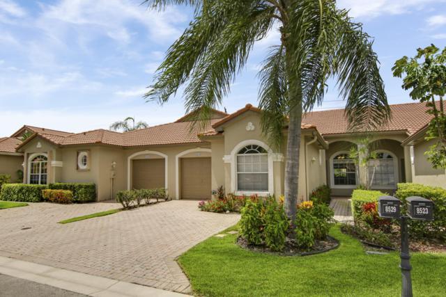 8529 Via Serena, Boca Raton, FL 33433 (MLS #RX-10533449) :: EWM Realty International