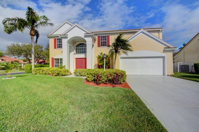 6375 Old Medinah Circle, Lake Worth, FL 33463 (#RX-10533457) :: Ryan Jennings Group