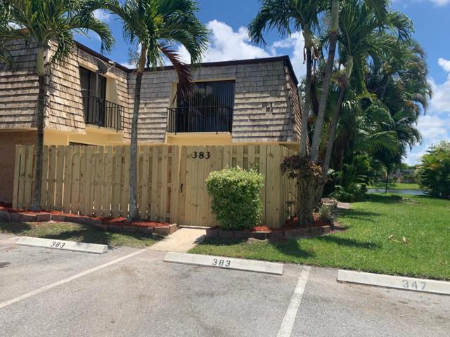 383 Lake Arbor Drive, Palm Springs, FL 33461 (MLS #RX-10533483) :: EWM Realty International