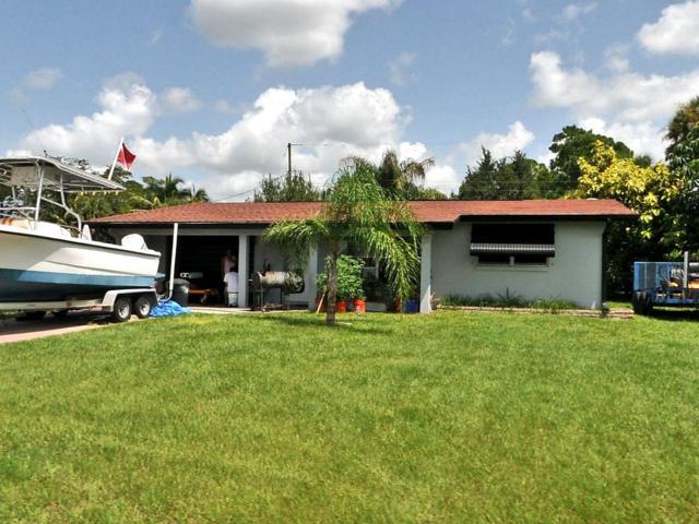 621 Beach Avenue, Port Saint Lucie, FL 34952 (#RX-10533489) :: Dalton Wade