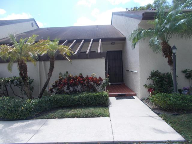 3923 Silver Maple Drive D, Lake Worth, FL 33467 (MLS #RX-10533534) :: EWM Realty International