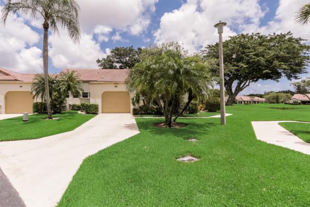 5915 Parkwalk Circle W, Boynton Beach, FL 33472 (MLS #RX-10533538) :: EWM Realty International