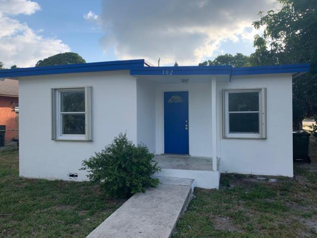 102 SW 8th Avenue, Delray Beach, FL 33444 (MLS #RX-10533550) :: EWM Realty International