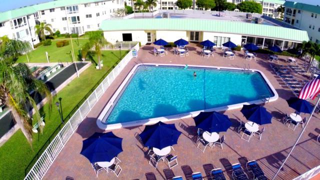 10 Colonial Club Drive #101, Boynton Beach, FL 33435 (#RX-10533573) :: Ryan Jennings Group