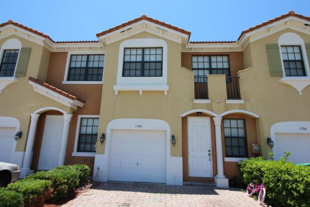 1780 SW Via Rossa, Port Saint Lucie, FL 34953 (MLS #RX-10533631) :: Berkshire Hathaway HomeServices EWM Realty