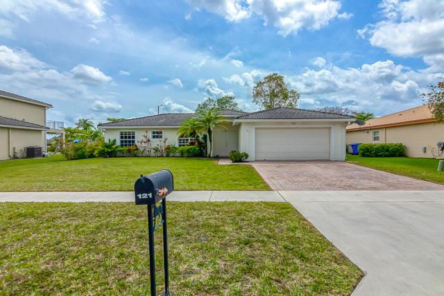 121 Chestnut Circle, Royal Palm Beach, FL 33411 (#RX-10533646) :: Ryan Jennings Group