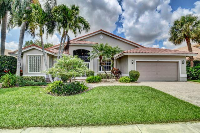7297 E Falls Road, Boynton Beach, FL 33437 (#RX-10533647) :: Ryan Jennings Group