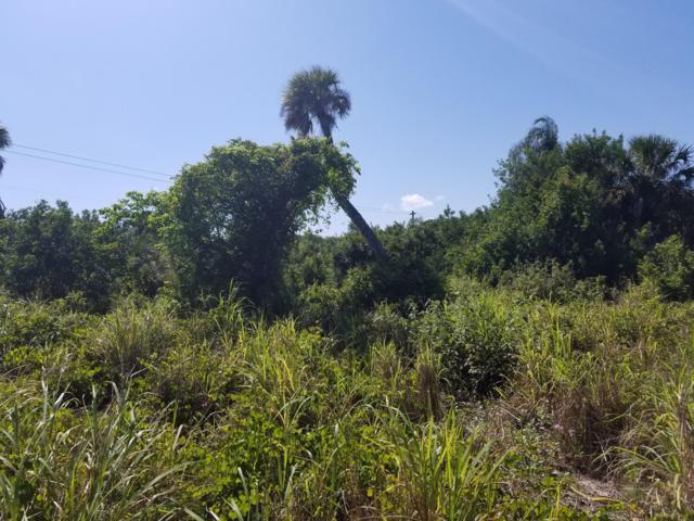 6857 S Indian River Drive, Fort Pierce, FL 34982 (#RX-10533661) :: Ryan Jennings Group