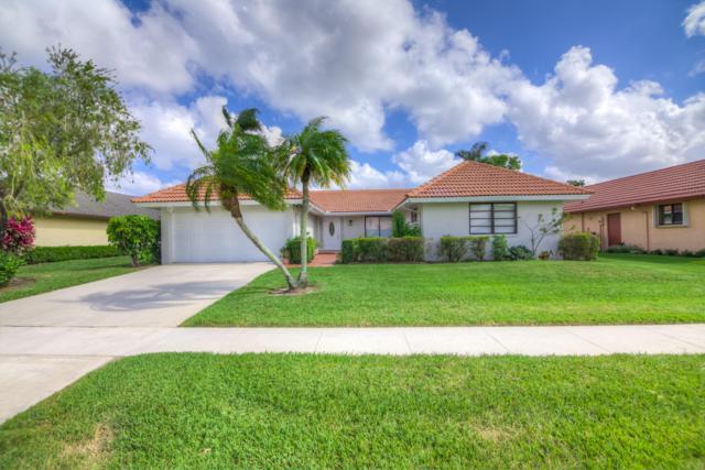 10484 Greentrail Drive N, Boynton Beach, FL 33436 (#RX-10533841) :: Ryan Jennings Group