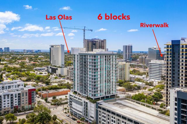 315 NE 3rd Avenue #1703, Fort Lauderdale, FL 33301 (#RX-10534066) :: Posh Properties