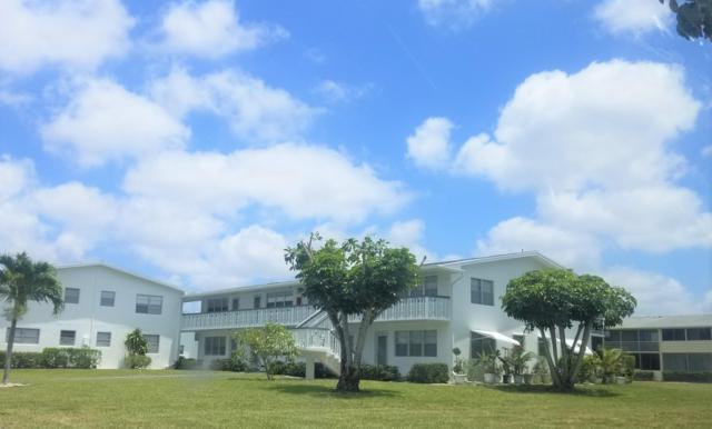 287 Camden L #287, West Palm Beach, FL 33417 (MLS #RX-10534072) :: The Edge Group at Keller Williams
