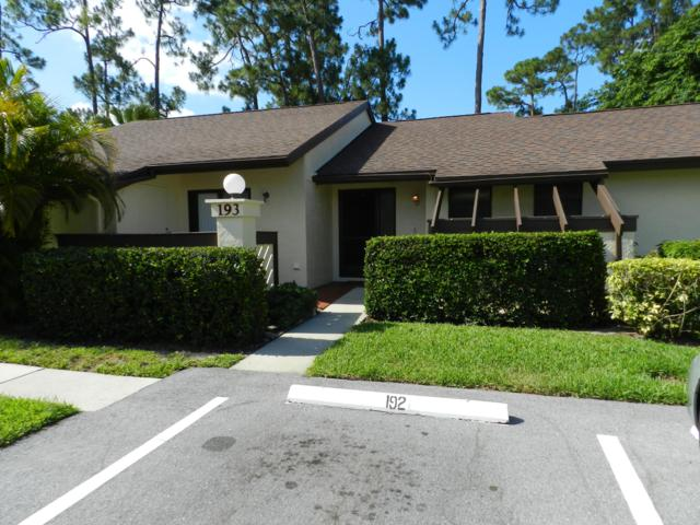193 Mastic Tree Court, Royal Palm Beach, FL 33411 (MLS #RX-10534185) :: EWM Realty International