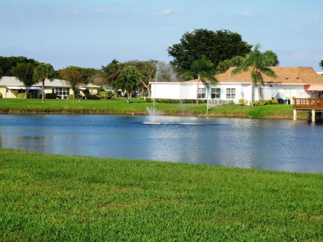 147 High Point Boulevard C, Delray Beach, FL 33445 (MLS #RX-10534323) :: EWM Realty International