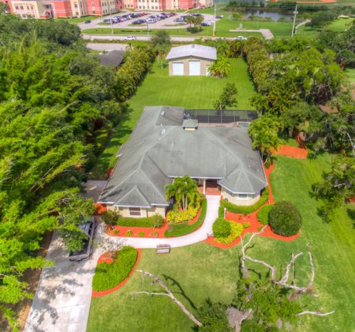 2321 Sweetwater Drive, Fort Pierce, FL 34981 (MLS #RX-10534334) :: Berkshire Hathaway HomeServices EWM Realty