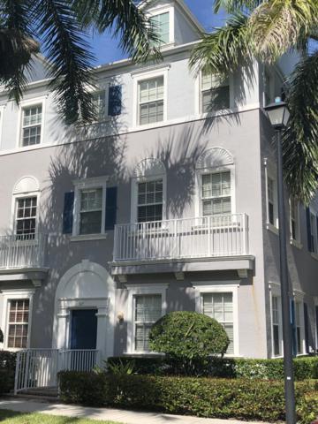 108 Locustberry Lane #105, Jupiter, FL 33458 (MLS #RX-10534348) :: Berkshire Hathaway HomeServices EWM Realty