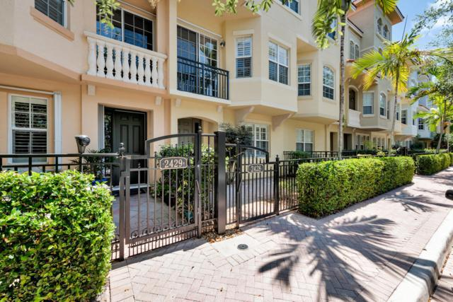 2428 San Pietro Circle, Palm Beach Gardens, FL 33410 (MLS #RX-10534410) :: EWM Realty International