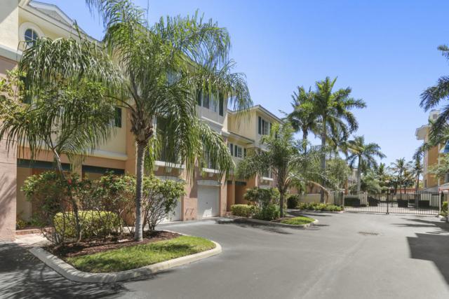 260 NE 3rd Street D, Delray Beach, FL 33444 (#RX-10534430) :: Weichert, Realtors® - True Quality Service