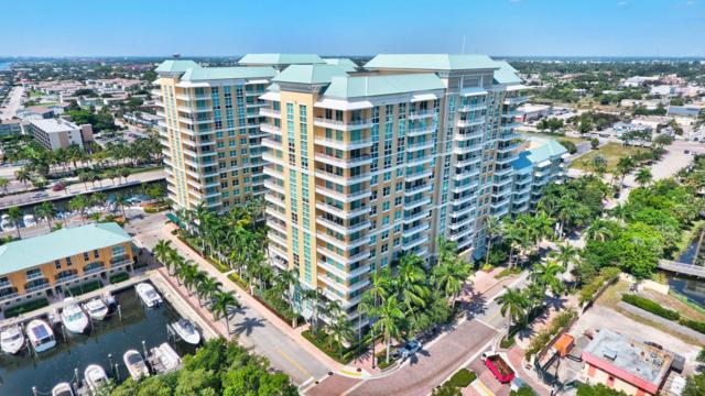 700 E Boynton Beach Boulevard Unit 202, Boynton Beach, FL 33435 (MLS #RX-10534506) :: Berkshire Hathaway HomeServices EWM Realty