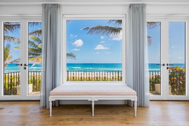 1465 N Ocean Boulevard, Gulf Stream, FL 33483 (#RX-10534576) :: Weichert, Realtors® - True Quality Service