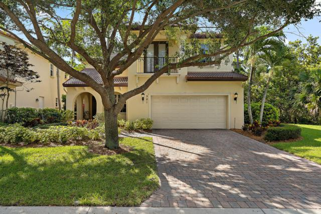 981 Mill Creek Drive, Palm Beach Gardens, FL 33410 (MLS #RX-10534603) :: The Paiz Group
