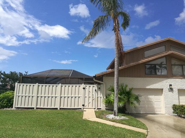 9704 Boca Gardens Circle N C, Boca Raton, FL 33496 (MLS #RX-10534604) :: Berkshire Hathaway HomeServices EWM Realty