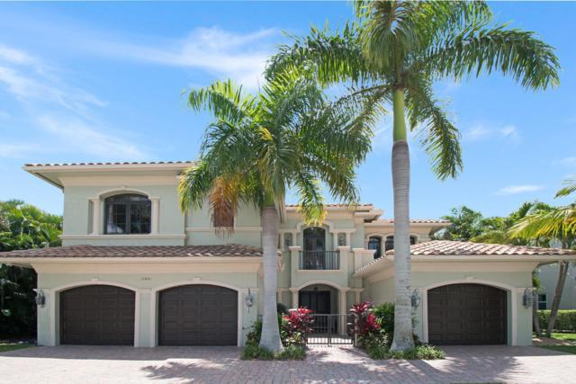 17891 Monte Vista Drive, Boca Raton, FL 33496 (MLS #RX-10534614) :: Berkshire Hathaway HomeServices EWM Realty