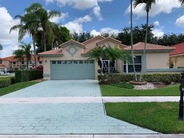 9802 Harbour Lake Circle, Boynton Beach, FL 33437 (MLS #RX-10534627) :: Berkshire Hathaway HomeServices EWM Realty