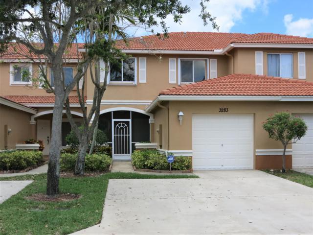 3283 Osprey Lane, West Palm Beach, FL 33411 (MLS #RX-10534690) :: EWM Realty International