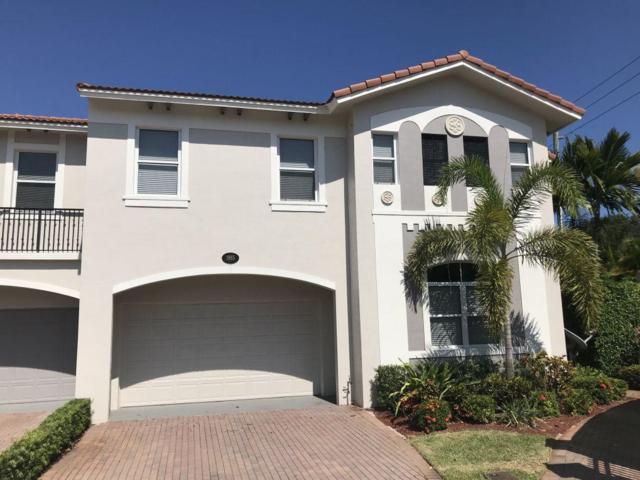 1885 Highland Groves Drive, Delray Beach, FL 33445 (MLS #RX-10534742) :: EWM Realty International
