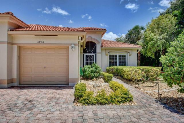 5986 Cocowood Court, Boynton Beach, FL 33437 (MLS #RX-10534789) :: EWM Realty International