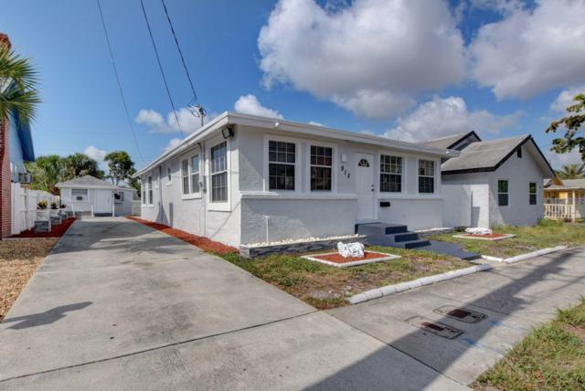 912 8th Street, West Palm Beach, FL 33401 (#RX-10534817) :: Ryan Jennings Group