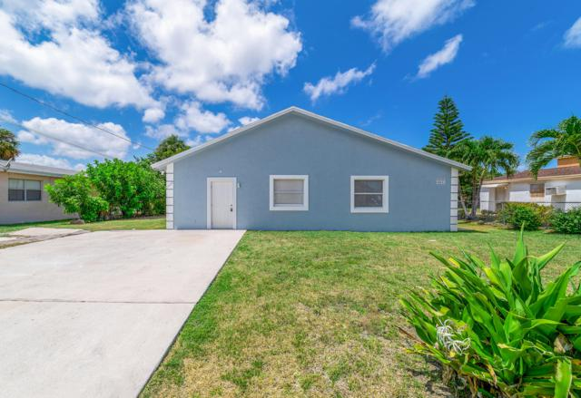 1720 W 13th Street, Riviera Beach, FL 33404 (MLS #RX-10534898) :: EWM Realty International