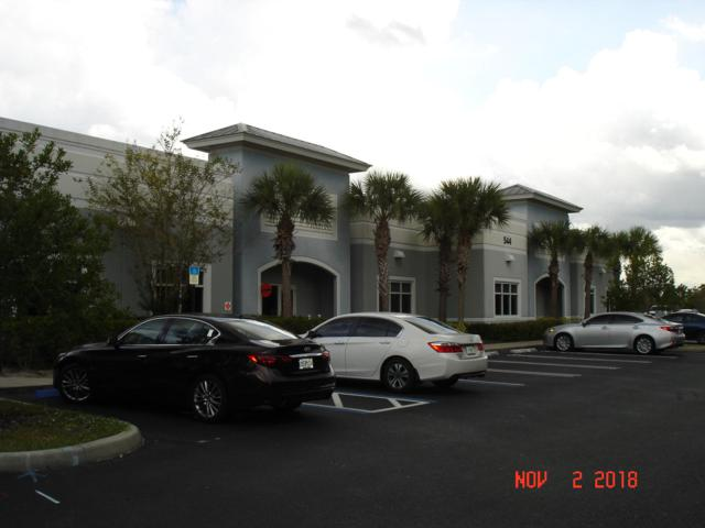 544 NW University Boulevard #101, Port Saint Lucie, FL 34986 (#RX-10534903) :: Ryan Jennings Group