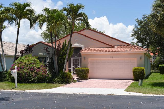 9636 Arbor View Drive N, Boynton Beach, FL 33437 (MLS #RX-10535043) :: Berkshire Hathaway HomeServices EWM Realty
