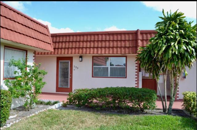 133 Seville E E, Delray Beach, FL 33446 (MLS #RX-10535132) :: Berkshire Hathaway HomeServices EWM Realty