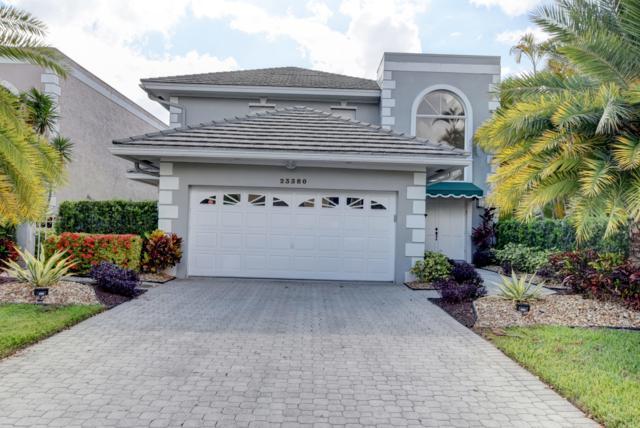 23380 Butterfly Palm Court, Boca Raton, FL 33433 (MLS #RX-10535214) :: Berkshire Hathaway HomeServices EWM Realty