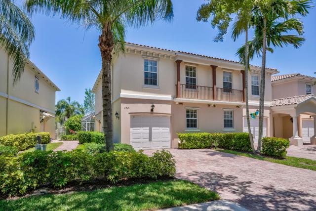 142 Santa Barbara Way, Palm Beach Gardens, FL 33410 (MLS #RX-10535220) :: The Paiz Group
