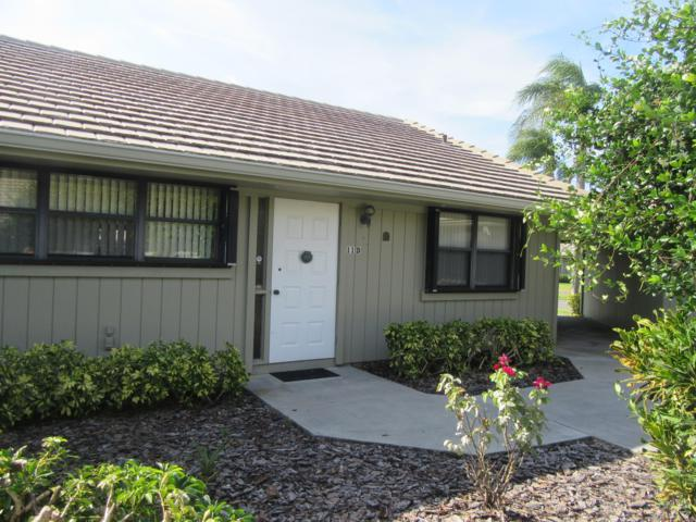 1127 E Seminole Avenue 11D, Jupiter, FL 33477 (MLS #RX-10535250) :: Berkshire Hathaway HomeServices EWM Realty