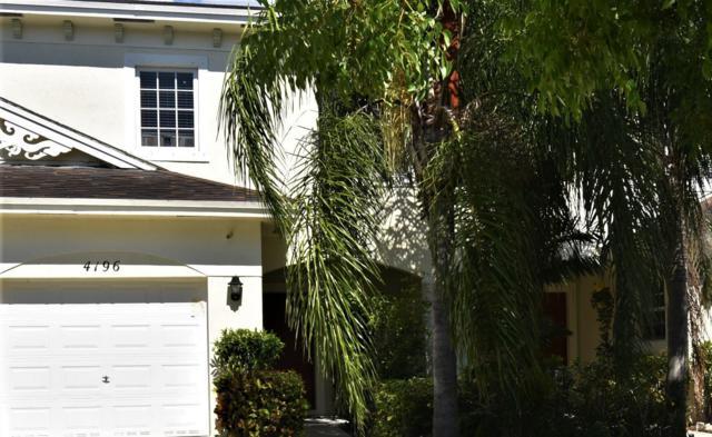 4196 Emerald Vista, Lake Worth, FL 33461 (MLS #RX-10535260) :: Berkshire Hathaway HomeServices EWM Realty