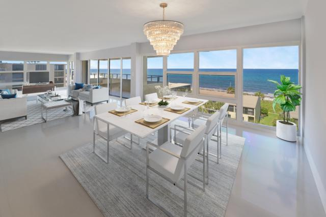2175 S Ocean Boulevard #506, Delray Beach, FL 33483 (MLS #RX-10535274) :: Berkshire Hathaway HomeServices EWM Realty