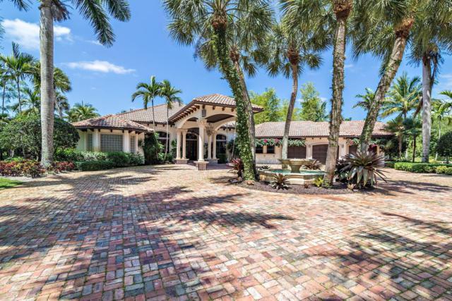 13610 Deer Creek Drive, Palm Beach Gardens, FL 33418 (MLS #RX-10535306) :: Berkshire Hathaway HomeServices EWM Realty