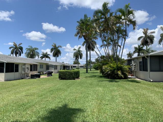 2796 Ashley Drive W G, West Palm Beach, FL 33415 (MLS #RX-10535348) :: Berkshire Hathaway HomeServices EWM Realty