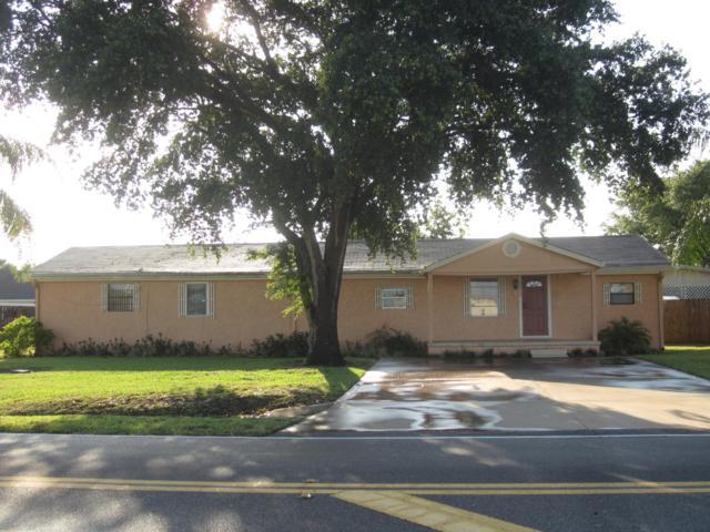 3012 SE 18th Terrace, Okeechobee, FL 34974 (#RX-10535446) :: Real Estate Authority
