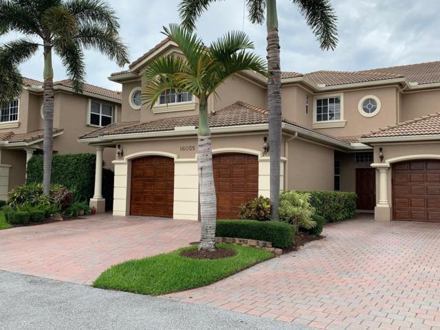 16055 Sims Road C101, Delray Beach, FL 33484 (MLS #RX-10535535) :: EWM Realty International