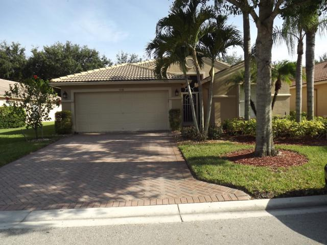 5338 Vernio Lane, Boynton Beach, FL 33437 (MLS #RX-10535792) :: EWM Realty International