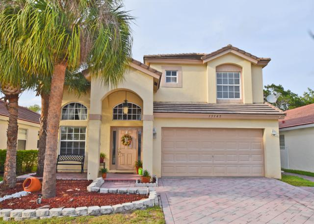 15145 Banbury Way, Wellington, FL 33414 (MLS #RX-10535852) :: Berkshire Hathaway HomeServices EWM Realty